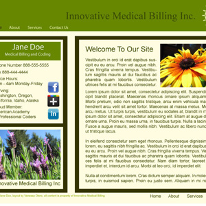 Illustrator Layout - Innovative Medical Billing Inc
